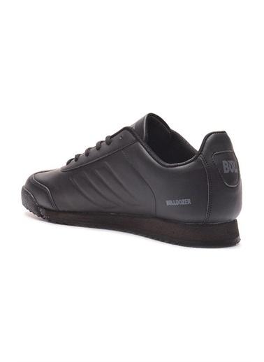 Bulldozer 211443 Erkek Spor Ayakkabı Siyah